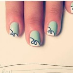 Bow Nail Art Tutorial