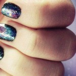 Galaxy Nails – Nail Art Tutorial