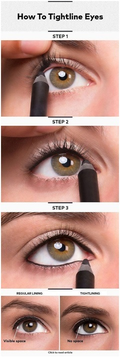 Make Your Eyes Bigger & Brighter With This Simple Trick