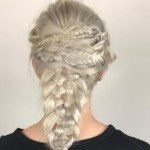 HOW-TO: Combo braids tutorial with Hair by Jenny Strebe