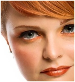Best Eye Shadow for Green Eyes and Red Hair 01