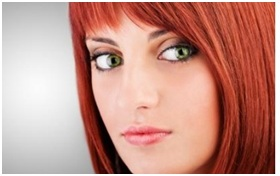 Best Eye Shadow for Green Eyes and Red Hair