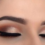 Ebony Eyes Makeup