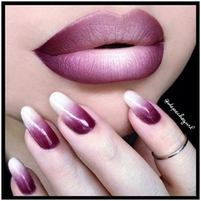 How To Get Hot Ombre Lips 07