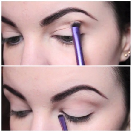 How To Use Glitter Makeup 03
