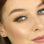 Warm Winter Smoky Eye