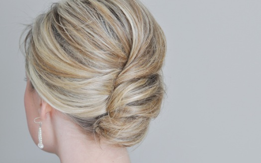 How To French Twist Hair