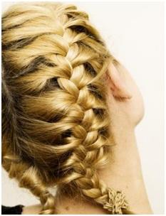 How to Braid hair 02