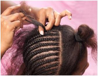 How to Braid hair 03