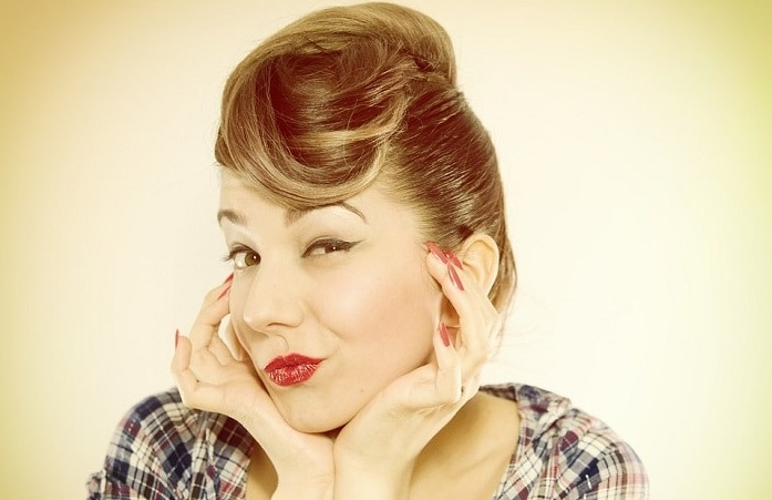 How to Create Pin Up Hairstyles