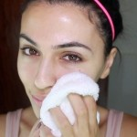 How To Exfoliate Your Face With A Washcloth