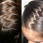 How to Zig Zag Braid Hair