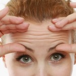 How to get rid of forehead wrinkles fast