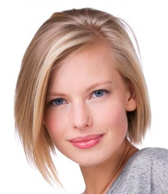 The Right Bob Haircut for Your Face Type 04